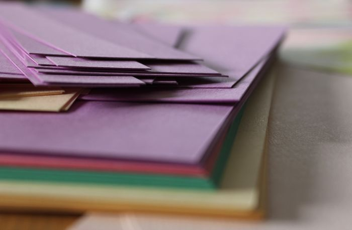 Colourful-paper-stacks