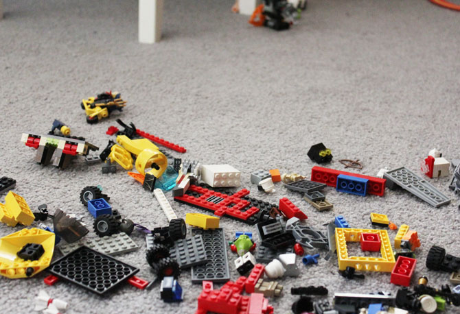 Lego-on-the-floor